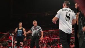 Raw 5/27/19 ~ Shane McMahon vs Joe Anoa'i