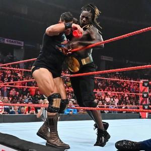 Raw 6/24/19 ~ 24-7 Championship Match