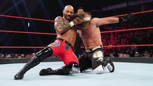 Raw 6/24/19 ~ AJ Styles vs Ricochet