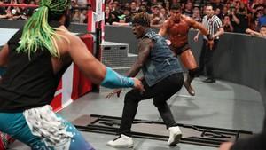 Raw 6/3/19 ~ Ricochet vs Cesaro