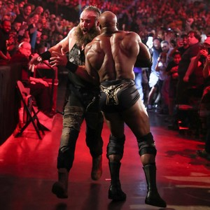 Raw 7/1/19 ~ Braun Strowman vs Bobby Lashley