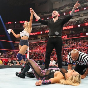 Raw 7/1/19 ~ Natalya vs Lacey Evans