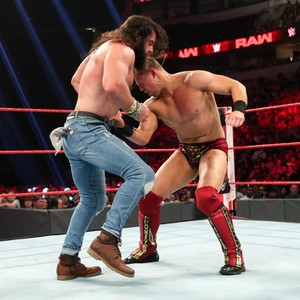 Raw 7/1/19 ~ The Miz vs Elias