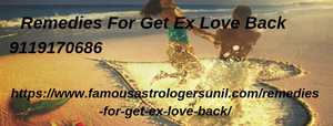 Remedies For Get Ex 愛 Back