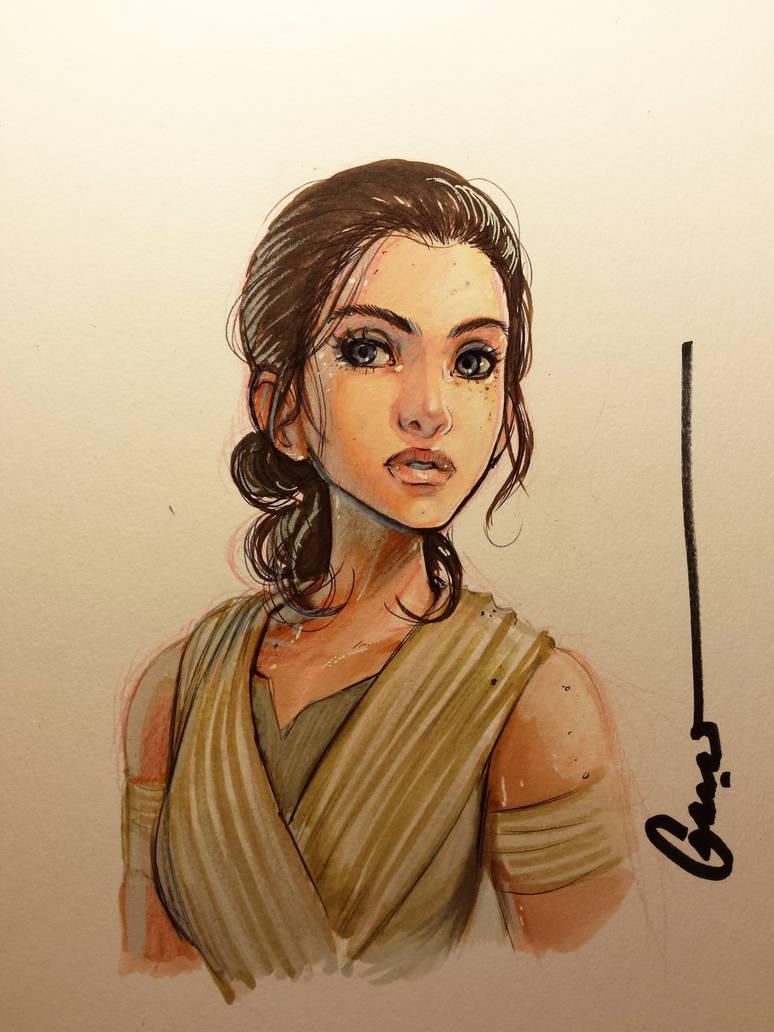 Rey by omar dogan