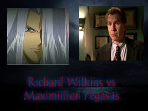 Richard Wilkins vs Maximillion Pegasus