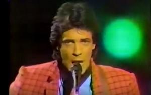 Rick Springfield 1982 Grammy Awards