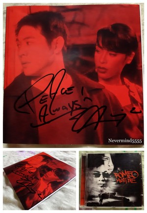 Romeo Must Die Soundtrack signed ♥