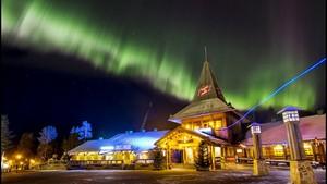 Rovaniemi in Finland