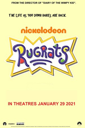 Rugrats 2021 Movie Poster