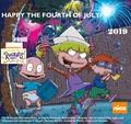 Rugrats 4th of July Wallpaper 2019 - rugrats photo