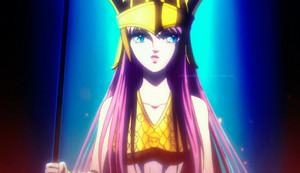 Saint Seiya: Saintia Sho Saori/Athena