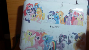 Screenshots Of The New My Little Pony: Friendship Is Magic DVD Player