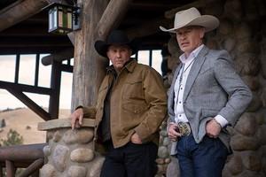 Season 2 First Look - John and Malcolm