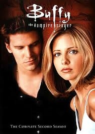Season 2 of Buffy The Vampire Slayer