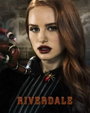 Season 3 Poster ~ Cheryl Blossom