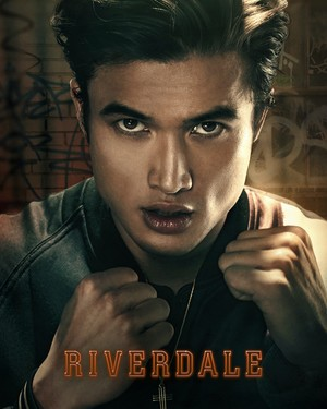 Season 3 Poster ~ Reggie Mantle