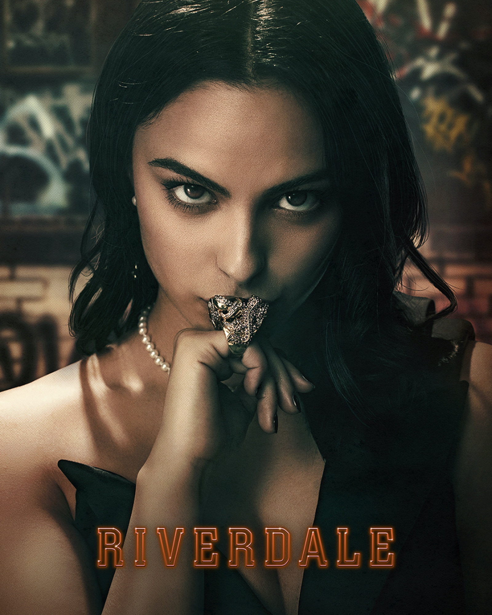 Season 3 Poster ~ Veronica Lodge