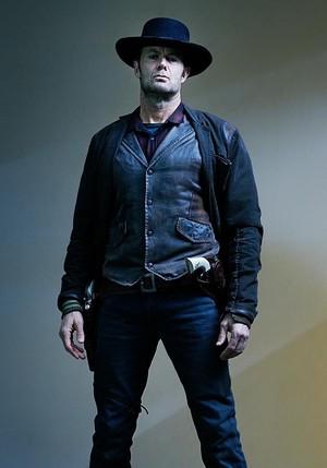 Season 5 Portrait - John Dorie
