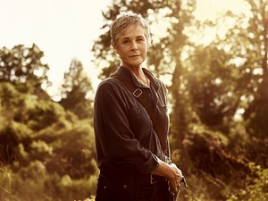 Season 9 Character Portrait ~ Carol