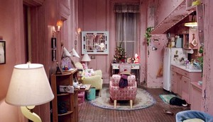 Selina Kyles Apartment
