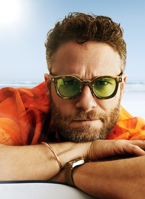 Seth Rogen - GQ Photoshoot - 2019