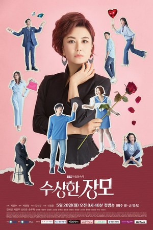 Shady Mom in Law Poster