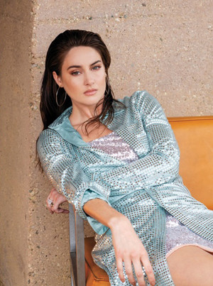 Shailene Woodley - C Magazine Photoshoot - 2019