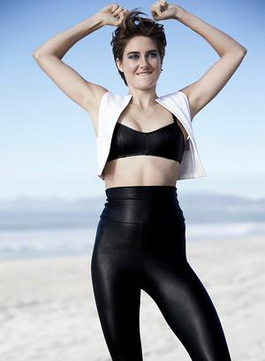 Shailene Woodley - Elle Photoshoot - 2015