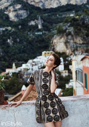 Shailene Woodley - InStyle Photoshoot - 2015