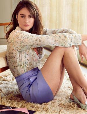 Shailene Woodley - InStyle Photoshoot - 2019