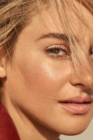 Shailene Woodley - Marie Claire UK Photoshoot - 2017
