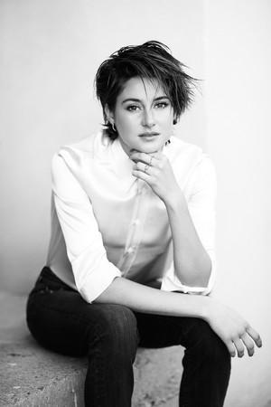 Shailene Woodley - Nylon Photoshoot - 2015