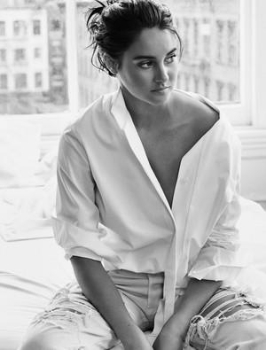 Shailene Woodley - The hariri Photoshoot - 2016