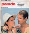 Sir Roger Moore On The Cover Of Parade - cherl12345-tamara photo