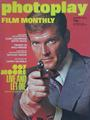 Sir Roger Moore On The Cover Of Photoplay - cherl12345-tamara photo