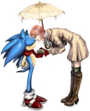 Sonic X Elise