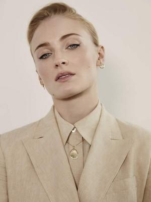 Sophie Turner ~ Net-A-Porter ~ May 2019