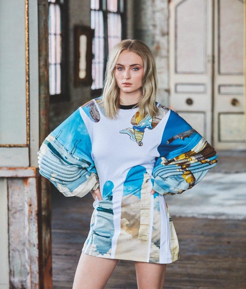 Sophie Turner ~ S Moda ~ June 2019