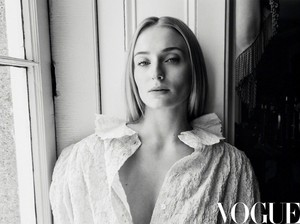 Sophie Turner ~ Vogue China ~ July 2019