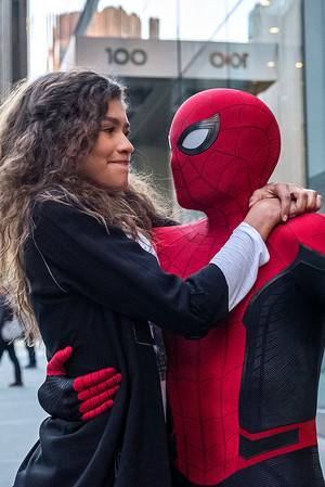Spider Man: Far From Home (2019)