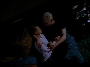 Spike and Buffy 7