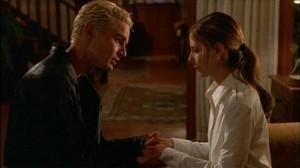 Spike and Buffy 8