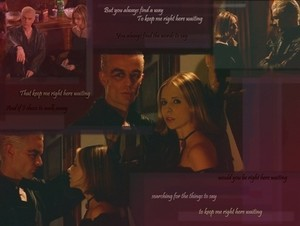 Spike and Buffy 9