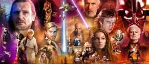 звезда Wars Prequel Trilogy (1999-2005)