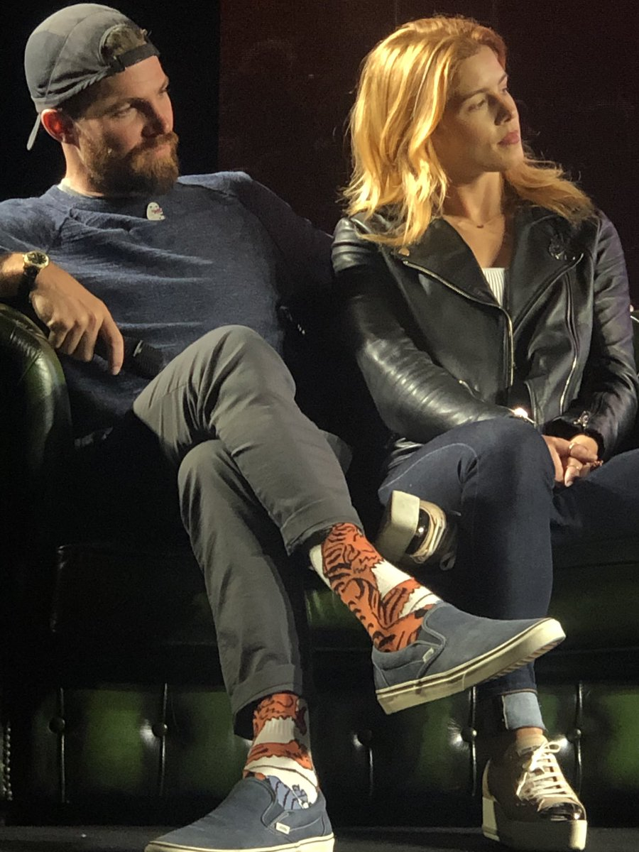 Stephen and Emily // MCM লন্ডন 2019