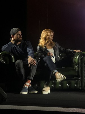 Stephen and Emily // MCM Londres 2019