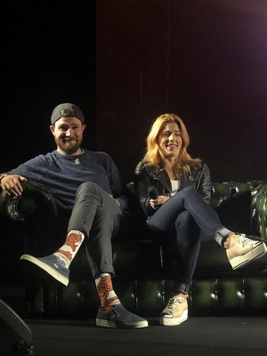 Stephen and Emily // MCM Лондон 2019