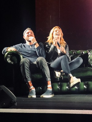 Stephen and Emily // MCM London 2019