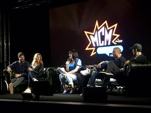 Stephen and Emily // MCM ロンドン 2019